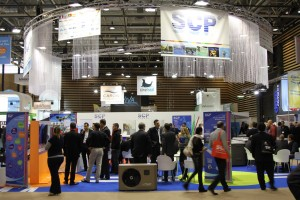 Uk pool spa expo 2014 for Scp piscine