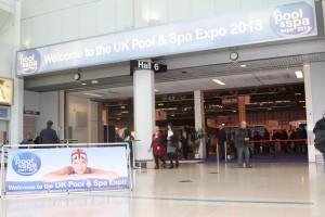 Hot Tub Exhibition UK NEC