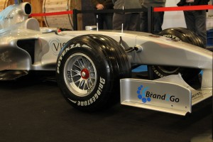 Spa Crest F1 Car2