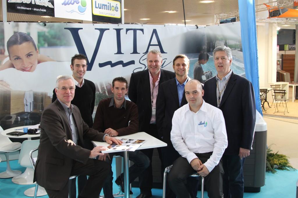 The Vita Spa Team