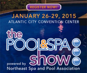 Hot promotion under new exhibition name for Pool and spa show atlantic city nj