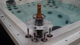 Aqua Spa Supplies Grip O Cooler hot tub picture