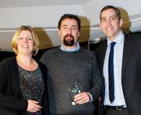 Hydrospares and Splash-Tec Awards Pic
