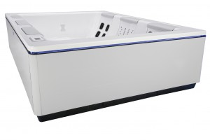 Villeroy & Boch Just Silence hot tub picture
