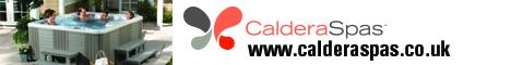 Caldera Spas Top Banner