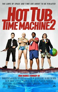 Hot TubTime Machine 2 poster picture