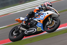 Luke Shelley Silverstone bike picture