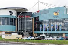 SPATEX Ricoh Arena exterior picture
