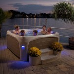 Dream launch for innovative hot tub