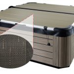 SMARTOP® Spa Cover now offers 'Deco Series' fabric option