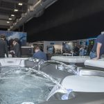 Strong wave of hot tub exhibitors